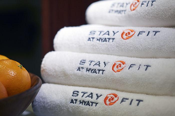 Hyatt Fitness Center