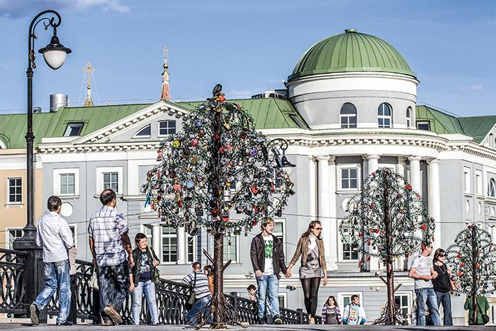 Moscou une ville en pleine m tamorphose for Chambre de commerce franco russe