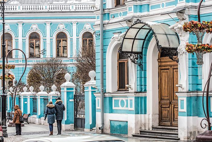 La maison Saltykov-Chertkov