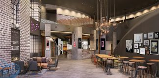 Moxy Hotels ouvre deux hôtels au Japon (ici, le Moxy Osaka Honmachi).