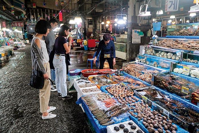 Noryangjin-Fish-Market