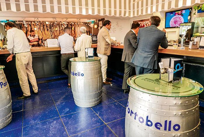Portobello-restaurant