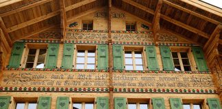 Gstaad chalet