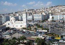 Algérie-Alger-Casbah