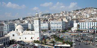 Alger-Casbah depuis Place-des-Martyrs