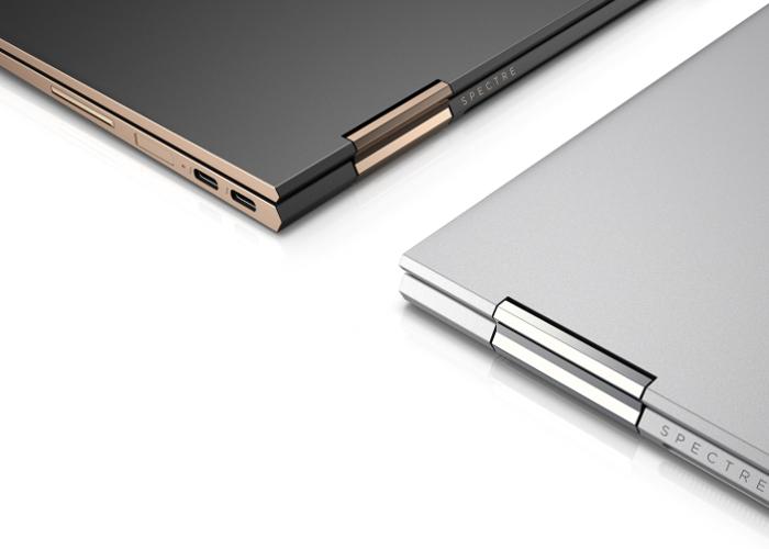 Le HP X360 est disponible en deux couleurs diffférentes