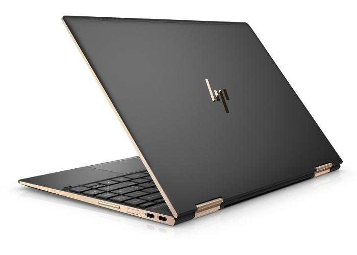 La dernière version du HP X360 a un écran 4K