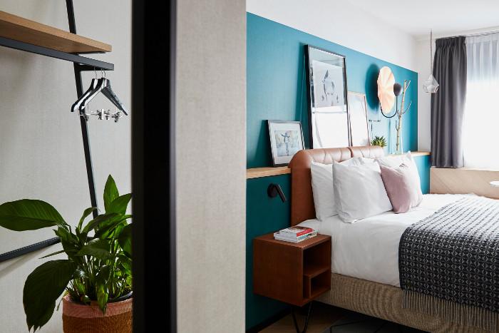 Chambre de l'Hotel Indigo Anvers?