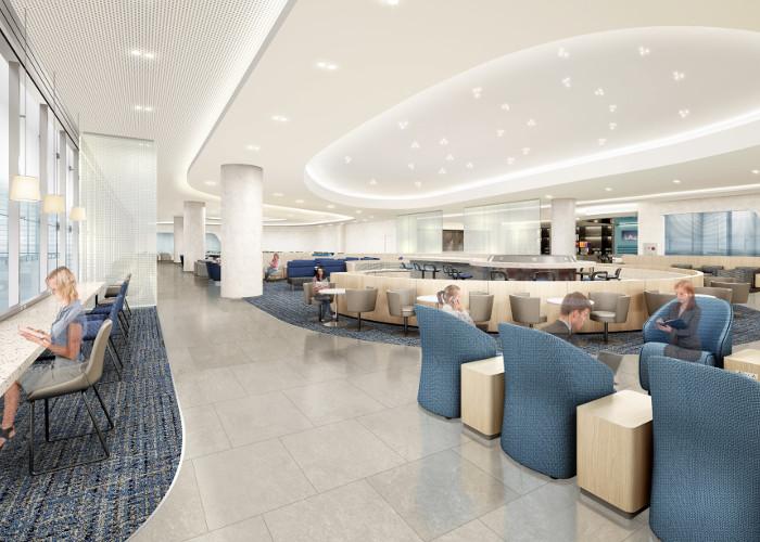 Le prochain salon de Korean Air à l'aéroport Séoul-Incheon