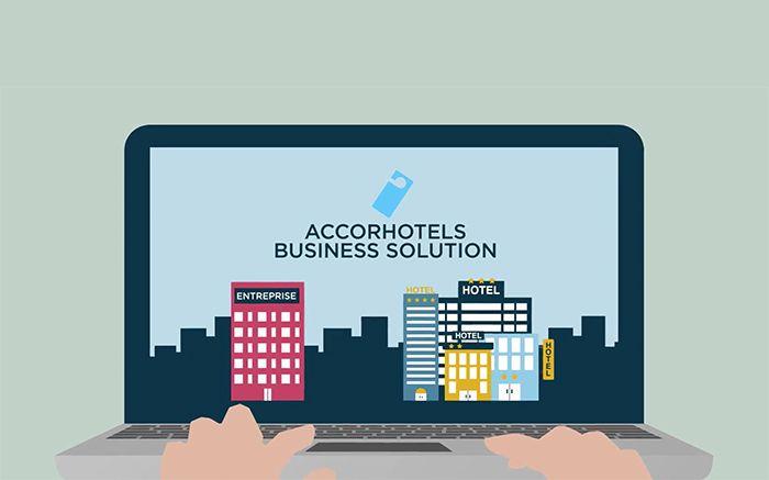 Une plate-forme en ligne au service de l'entreprise et de ses voyageurs.