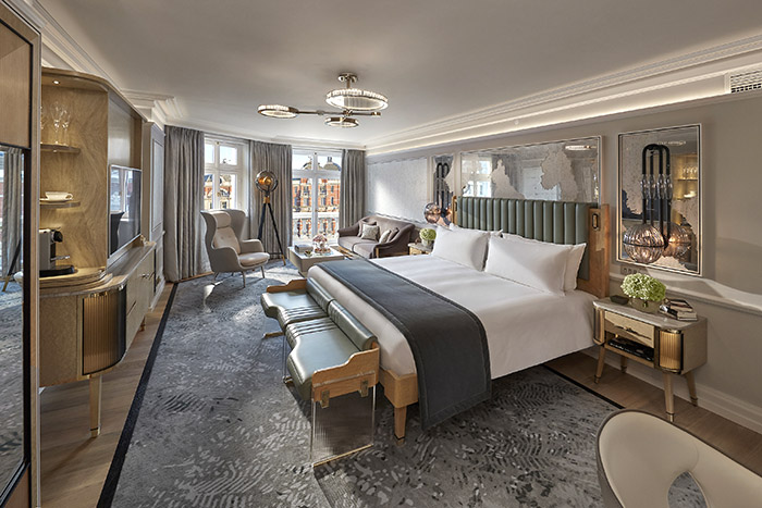 Agence de rencontres de luxe Londres