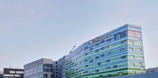 La résidence Hipark Design Suites Paris - La Villette, ouverte en 2016. (C) Vincent FILLON Architecte Manuelle GAUTRAND.