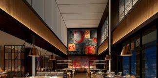 Restaurant du Hyatt Centric Ginza Tokyo.