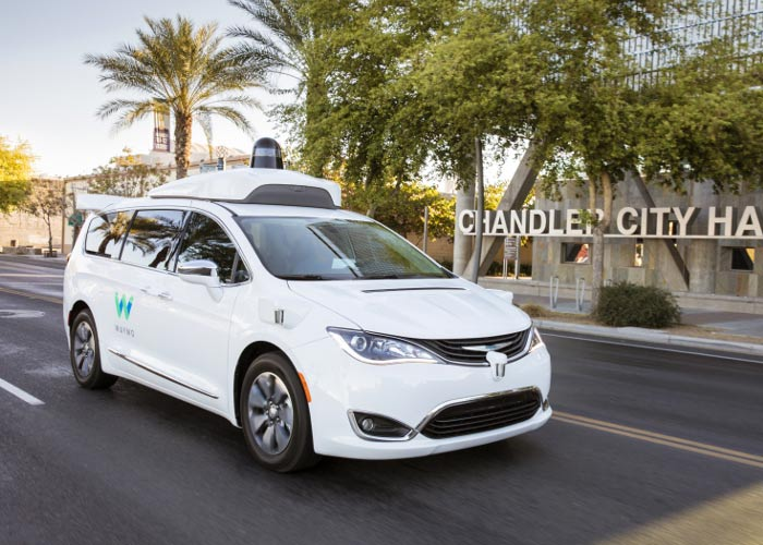 Les véhicules autonomes arriveront bientôt sur le marché