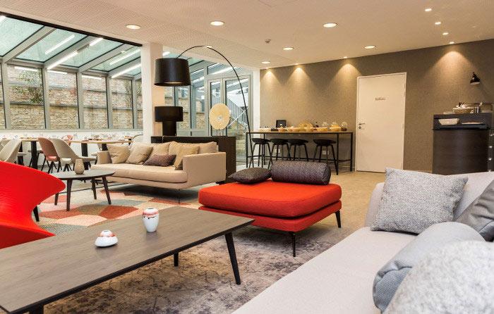 Odalys ouvre une r sidence urbaine sur la butte montmartre for Appart hotel park and suites