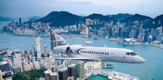 Dassault Aviation lance le modèle Falcon X6