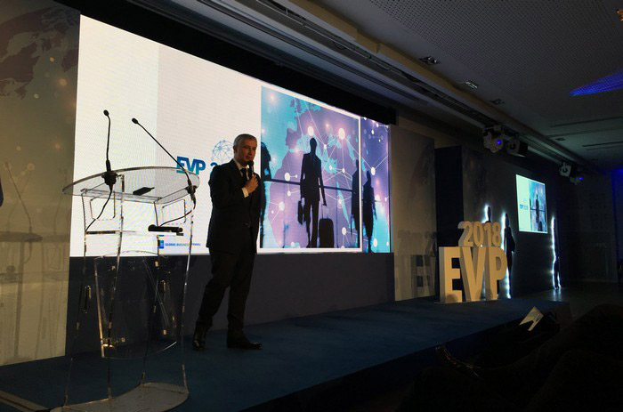E-Mrad EVP 2018