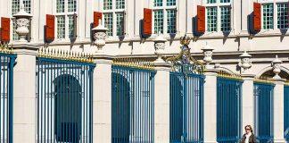 La-Haye- Palais Noordeinde