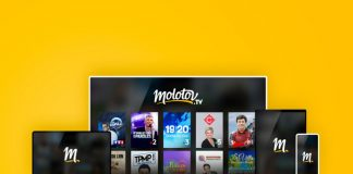 Les application Molotov.tv