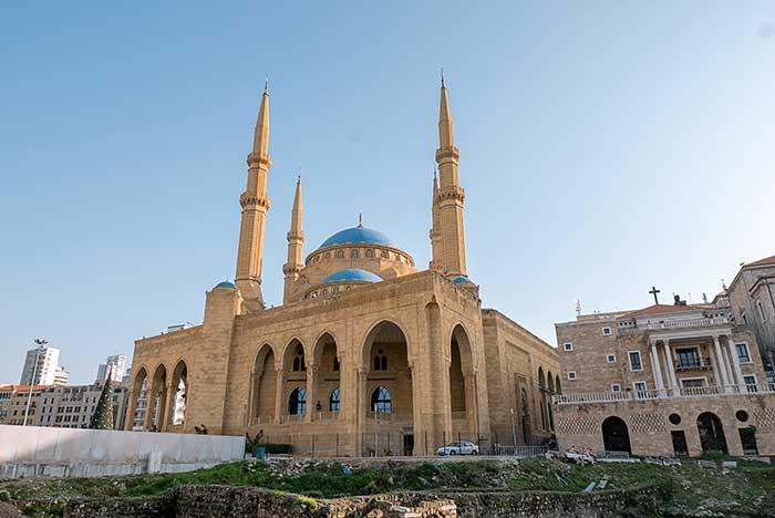 La mosquée Muhammad al-Amin