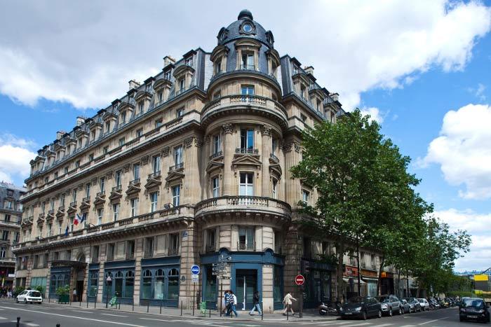 Le Spaces Les Halles sera situé au 40, rue du Louvre.