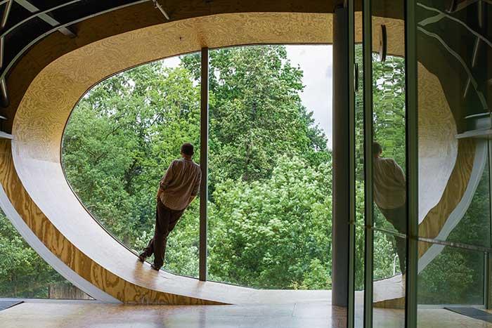 Inventif et durable : conçu par Rem Koolhaas pour accueillir des salles d'études et de conférences, l'Educatorium résume les valeurs fortes de l'université d'Utrecht.