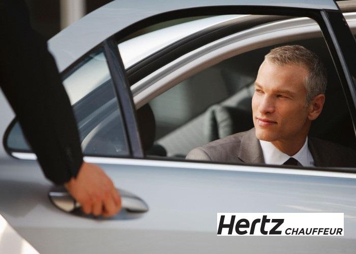 Le VTC Hertz Chauffeur