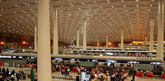 aéroport Chine