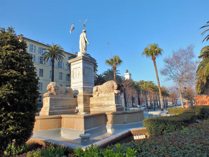 Ajaccio centre-ville