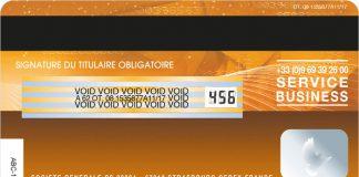 Carte Business Société Générale