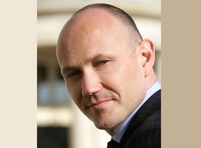 Emmanuel Schott, directeur général des hôtels Tiara France