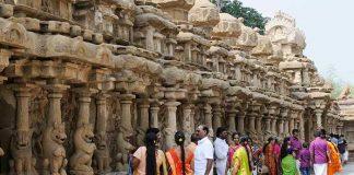 inde-kanchipuram-temple-kailashanatha