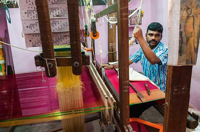 inde-kanchipuram-tissage-soie