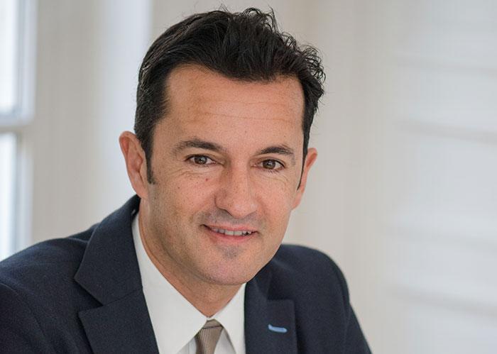 Javier Roig, directeur France et Europe du Sud de Finnair