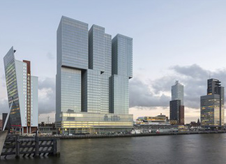 Rotterdam : port d'attache archi design