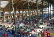 SNCF Gare du Nord, Paris