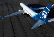 Alaska Airlines DR