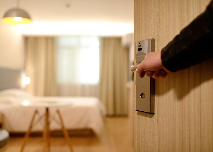 Sécurité hôtel