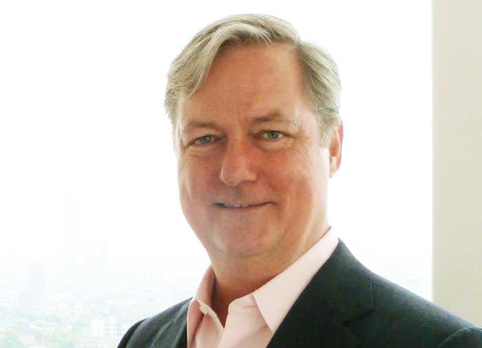 Wade Jones PDG de Sabre Travel Network