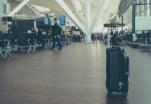 voyageurs terminal valise Michal Parzucho