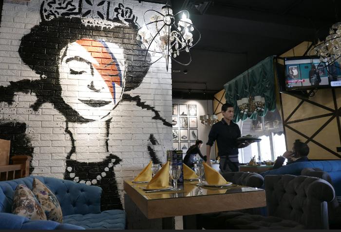 Restaurant Alta Vista, Astana