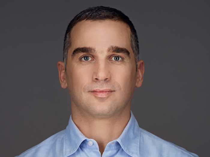 Cédric Orvoine, Vice-président ressources humaines et communications à Ubisoft Montréal