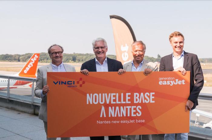easyJet Nantes