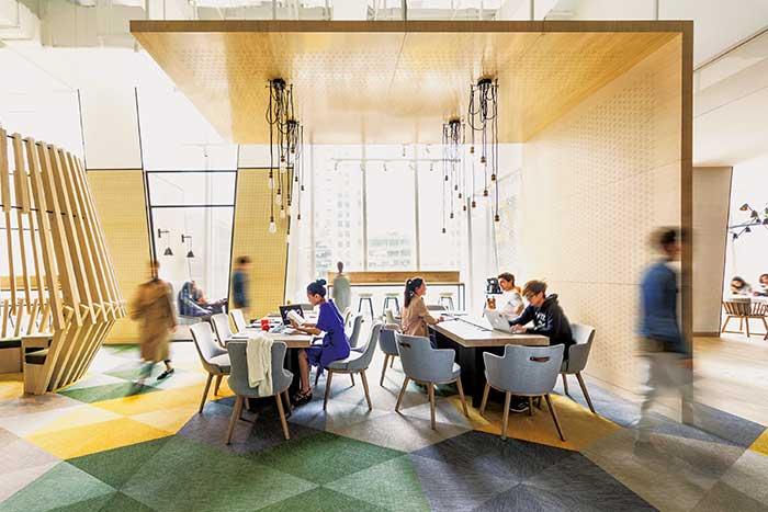 Hotel Jen, un concept adapté aux attentes des millenials développé par le groupe Shangri-La.