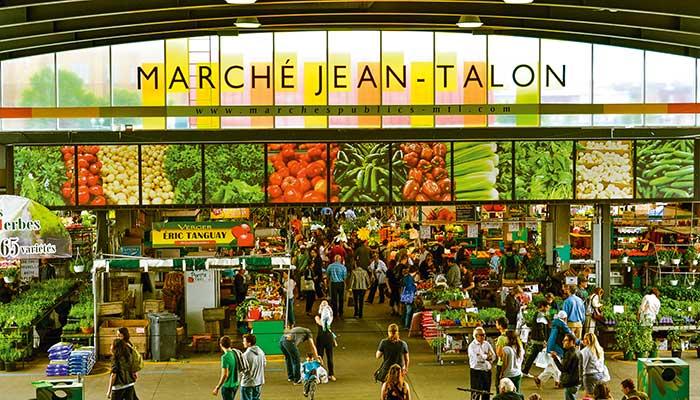 Marché Jean-Talon © Tourisme Montréal