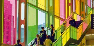 Palais des Congrès © Tourisme Montréal, Stéphan Poulin