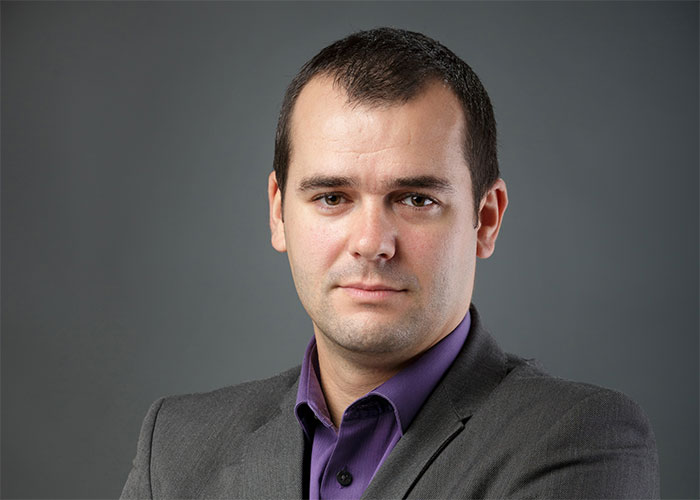 Teodor Blidarus, président de l'Association Patronale du Software et des Services, managing partner de Softintelligence