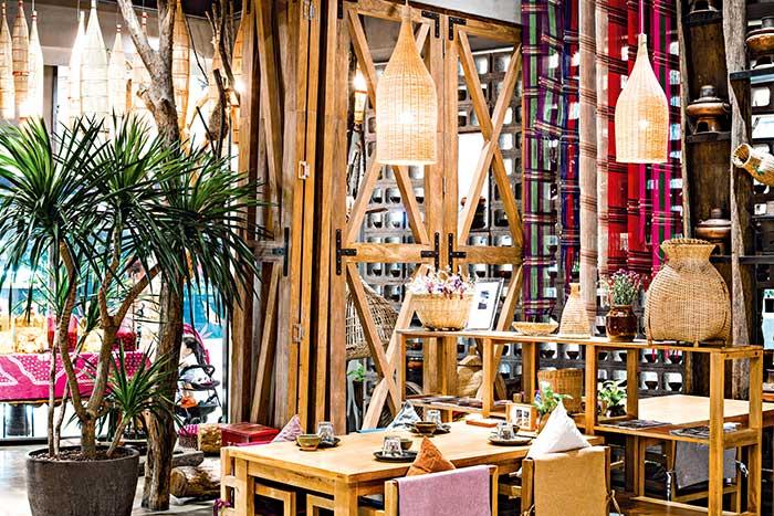 À Tianjin, In & Out présente le meilleur de la cuisine du nord de la Chine dans un cadre contemporain.