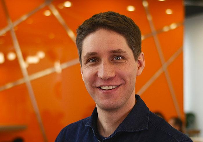Yann Boquillod, fondateur de AirVisual