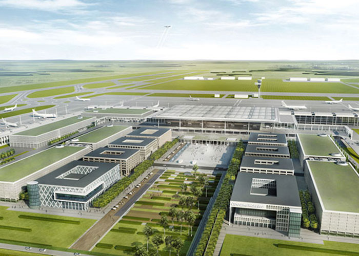 Berlin Brandenbourg Airport